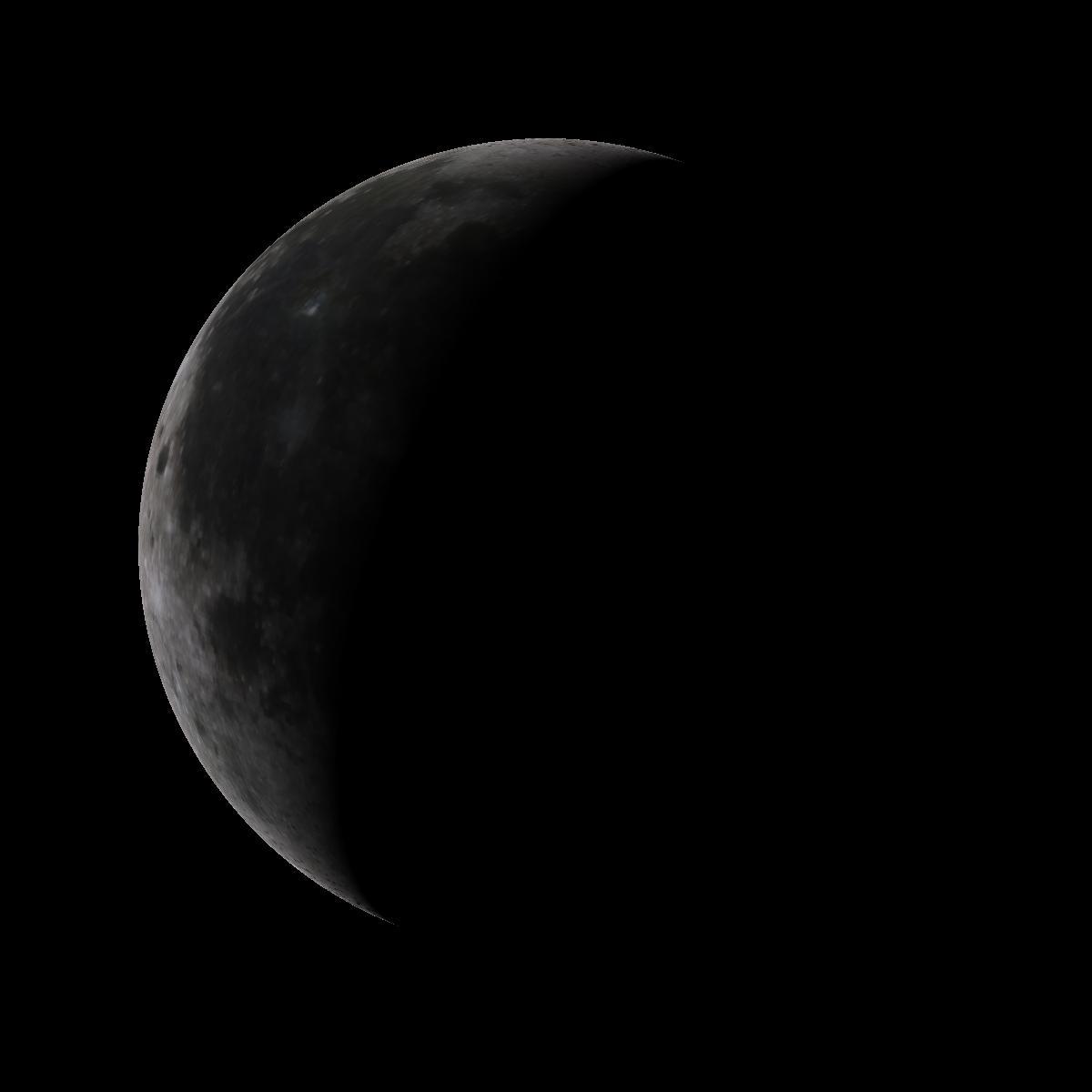 Lune du 17avril 2020