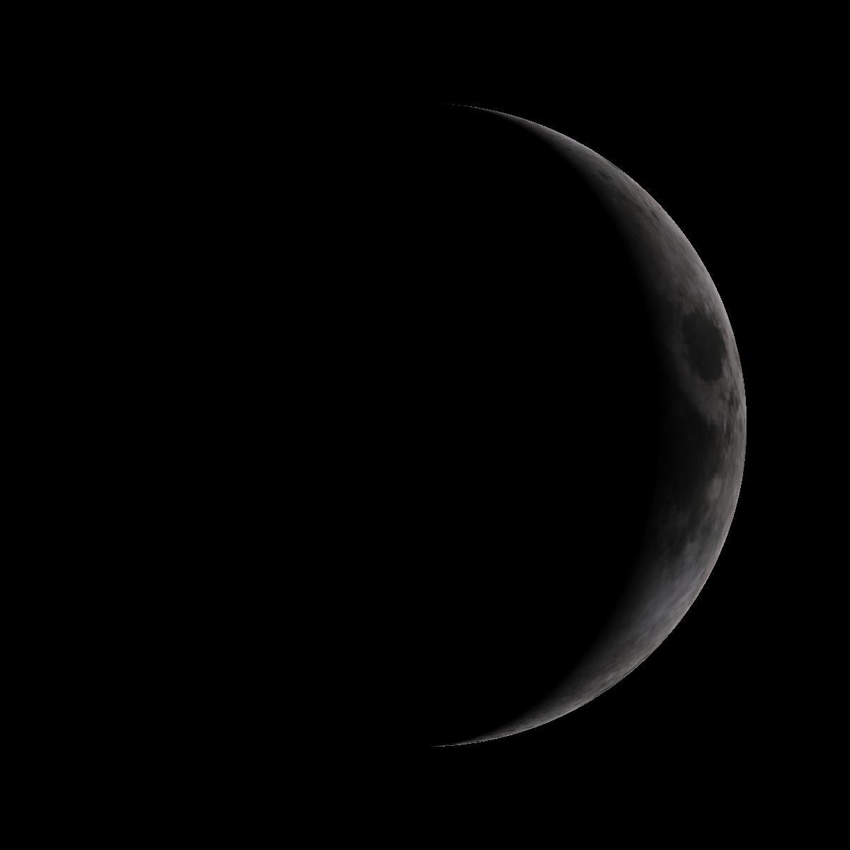 Lune du 27avril 2020