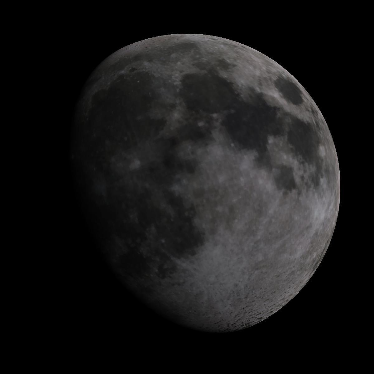 Lune du 5avril 2020