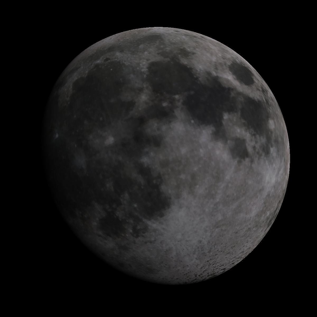 Lune du 6avril 2020