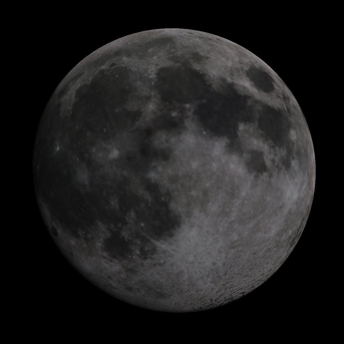 Lune du 7avril 2020