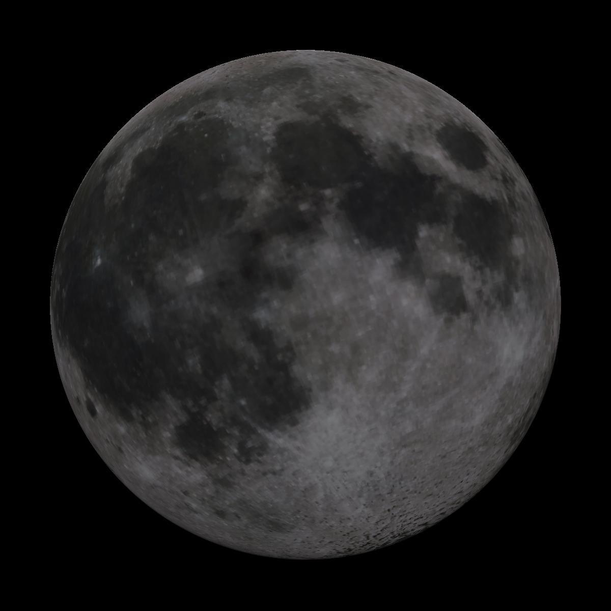Lune du 8avril 2020
