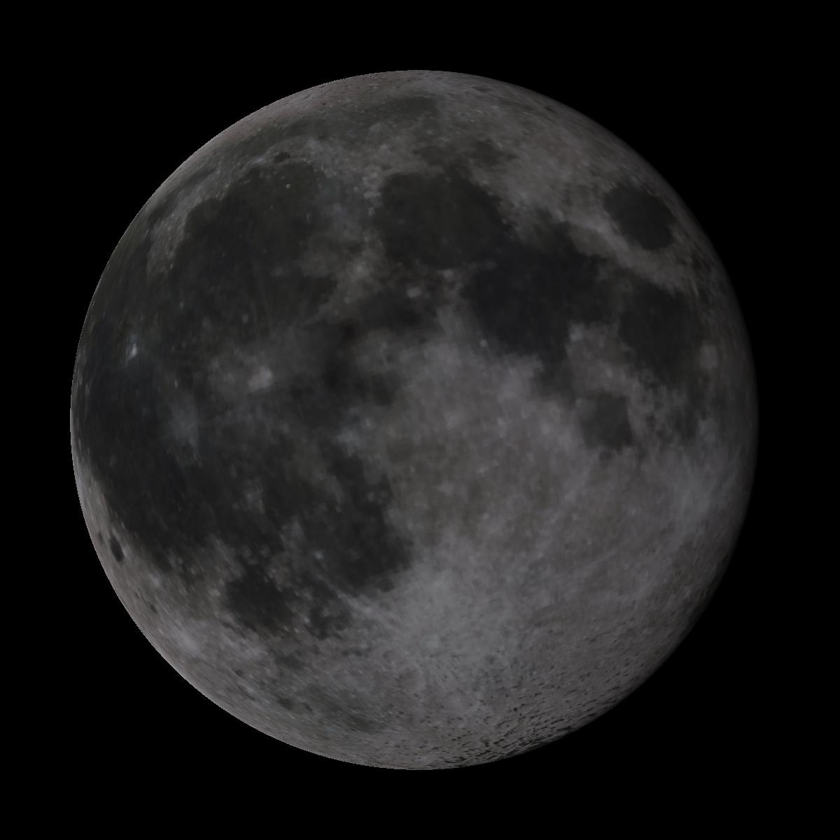 Lune du 9avril 2020