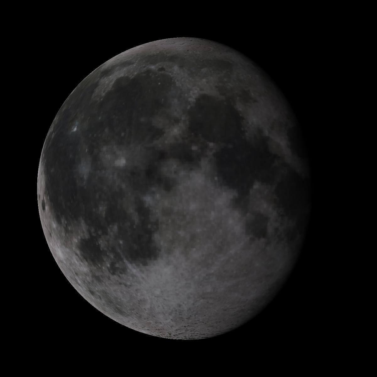 Lune du 10 mai 2020