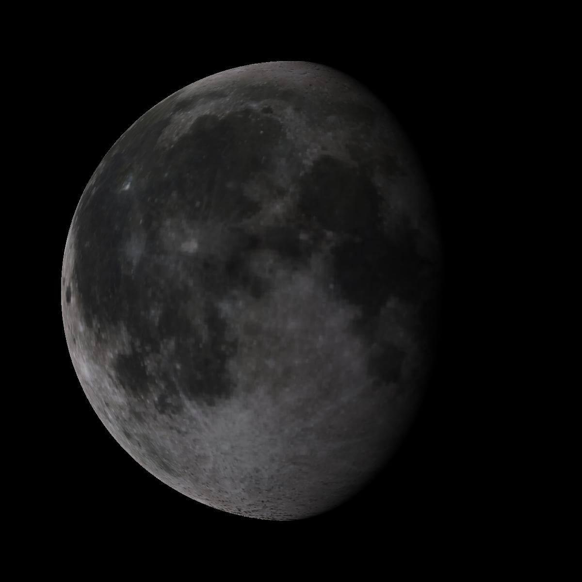 Lune du 11 mai 2020