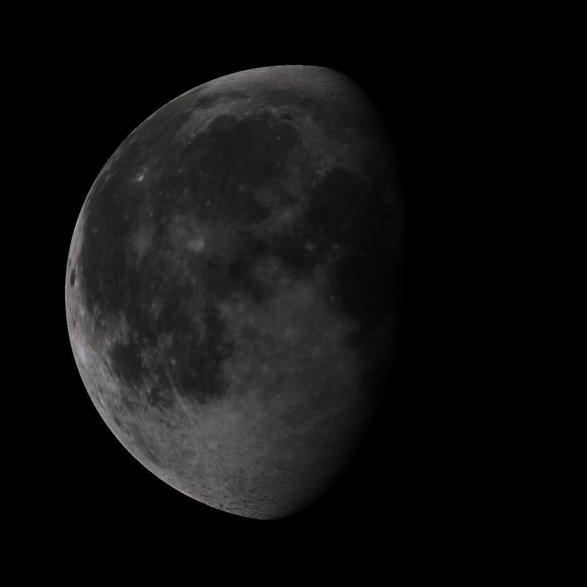 Lune du 12 mai 2020