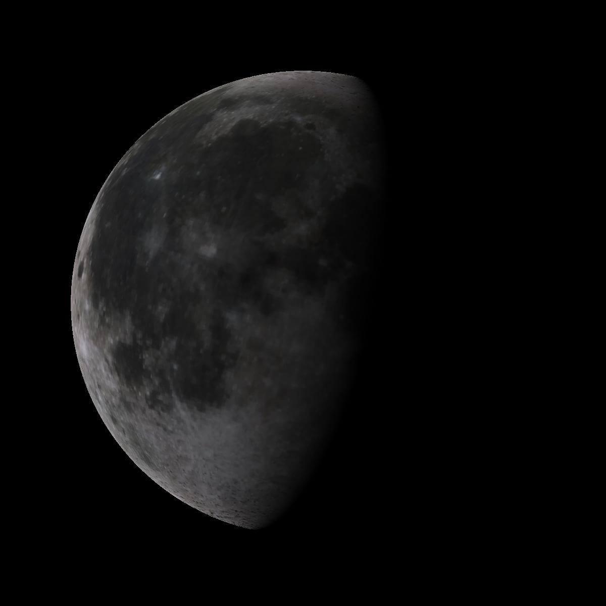 Lune du 13 mai 2020