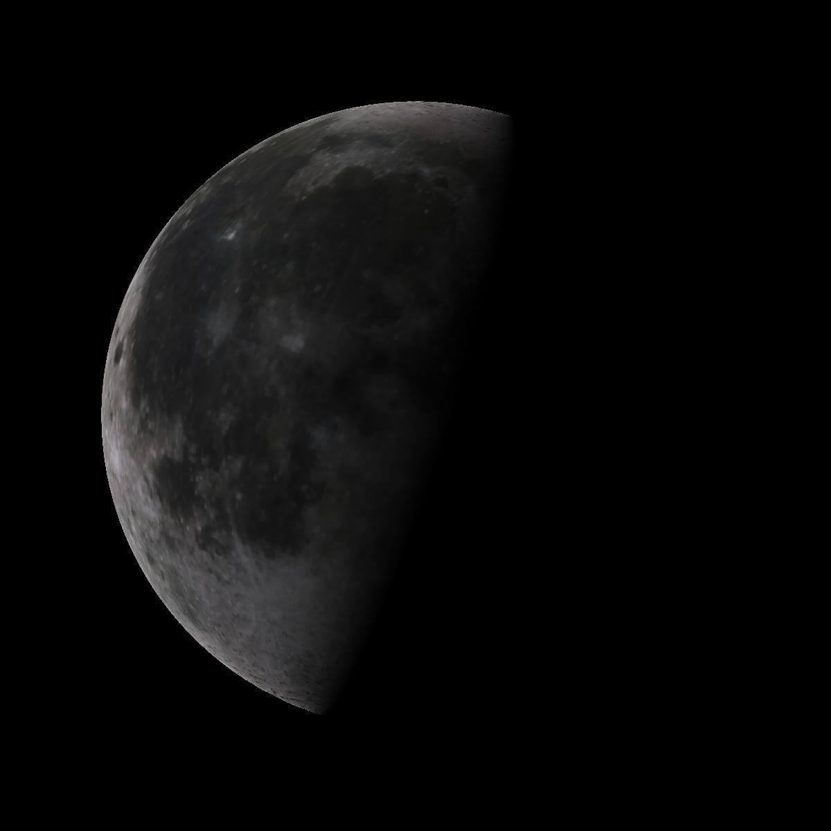 Lune du 14 mai 2020