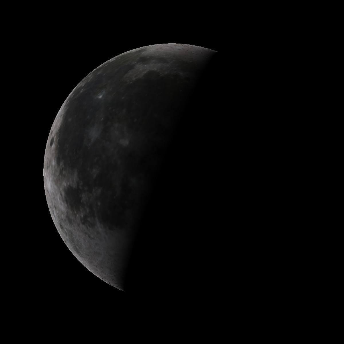 Lune du 15 mai 2020