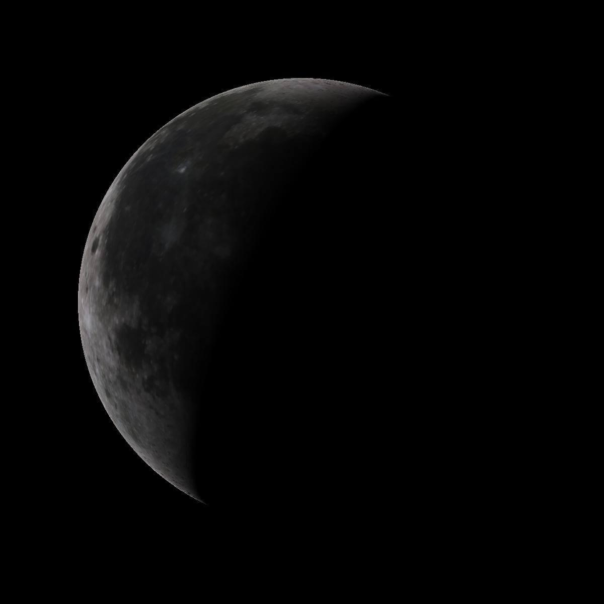 Lune du 16 mai 2020