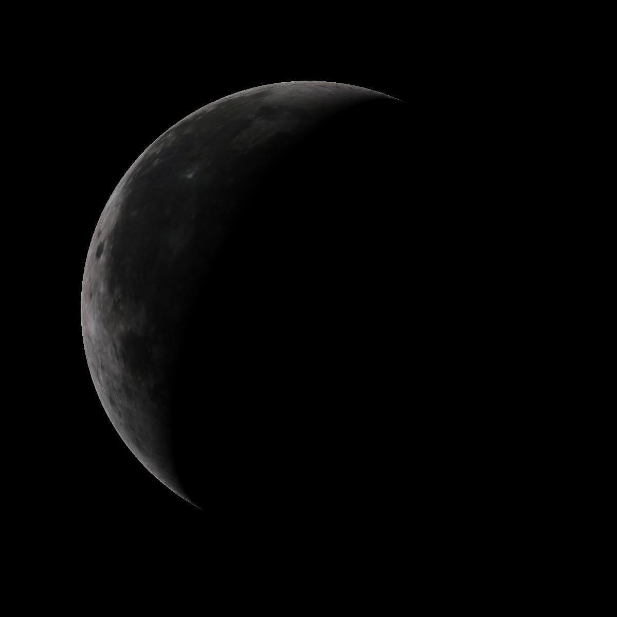 Lune du 17 mai 2020