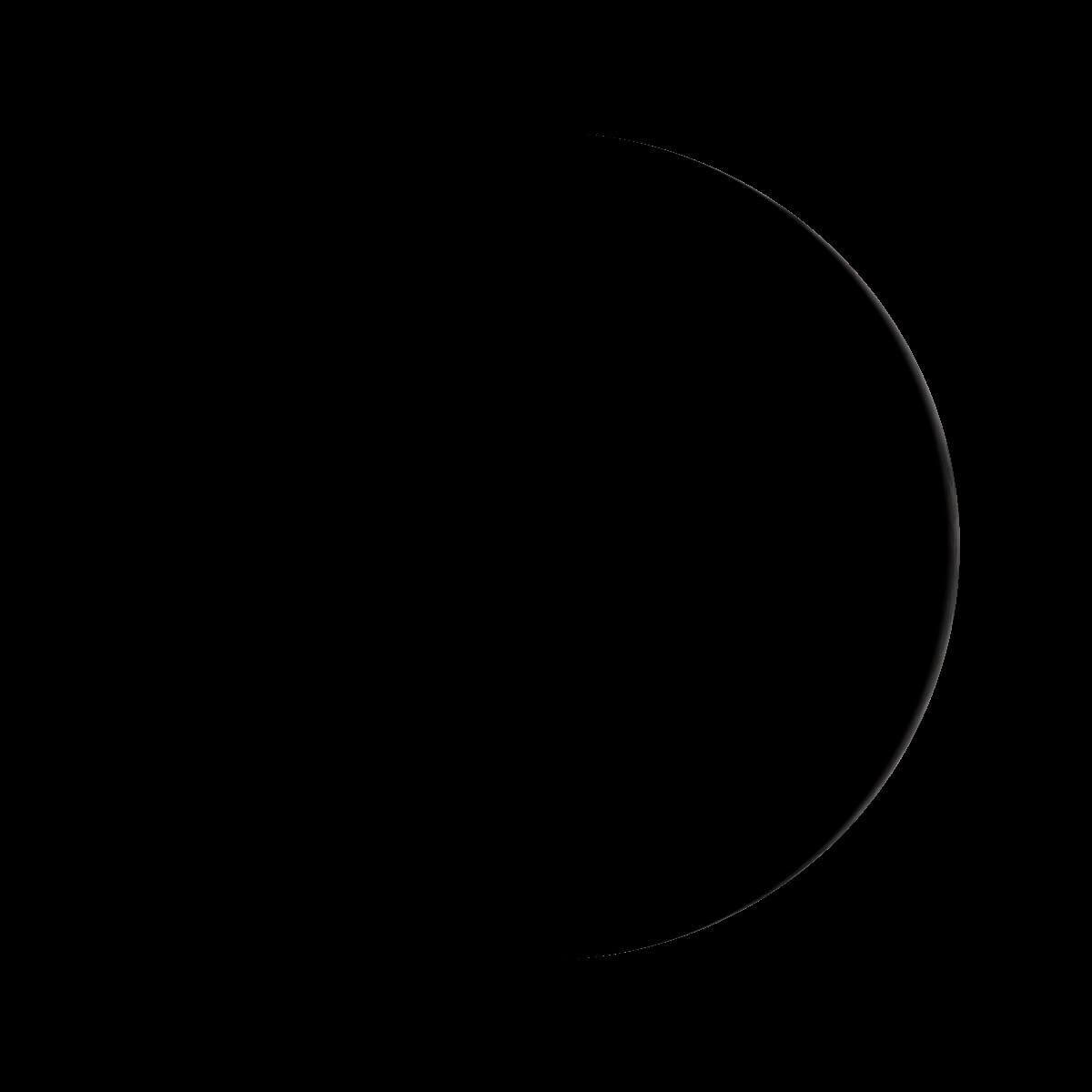 Lune du 24 mai 2020