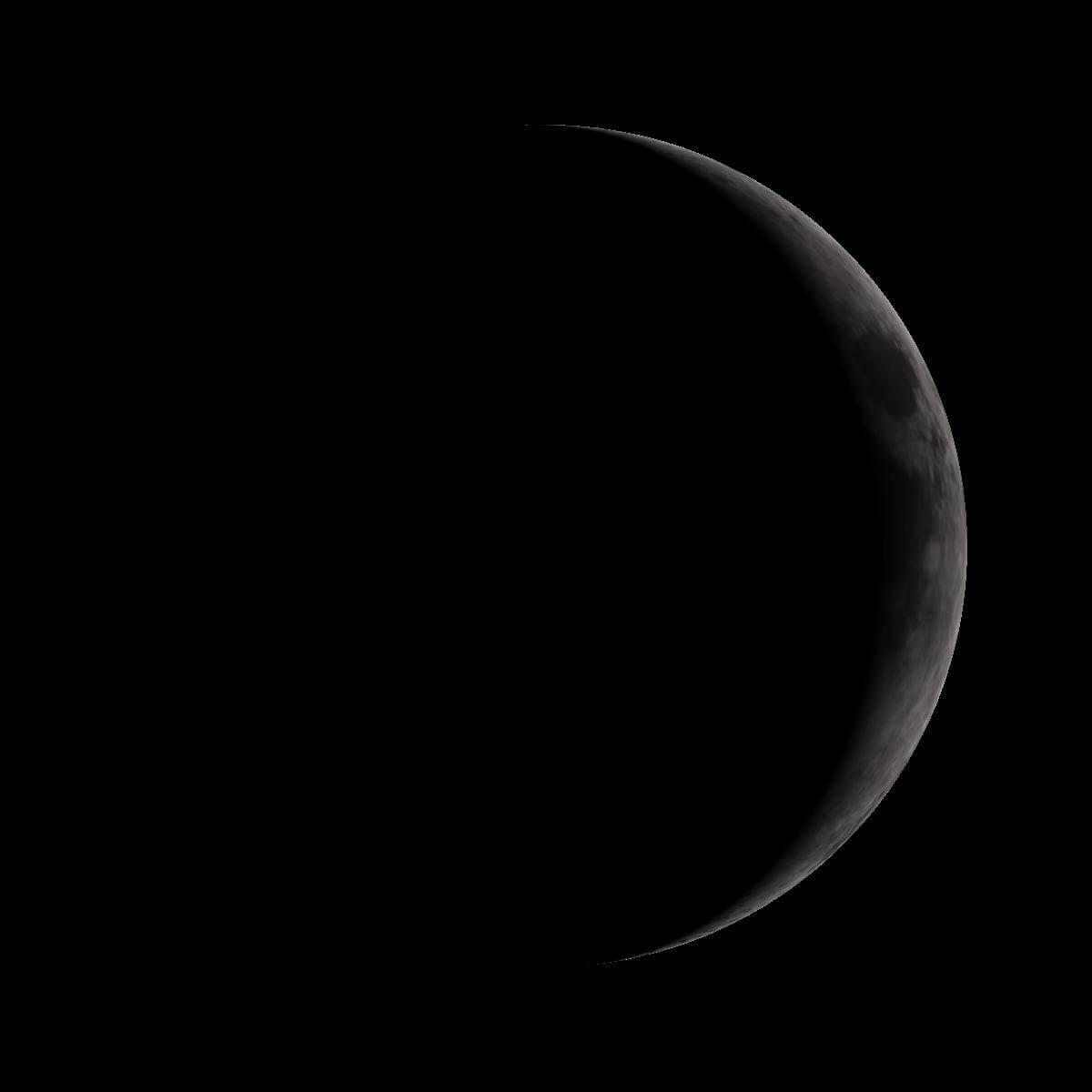 Lune du 26 mai 2020