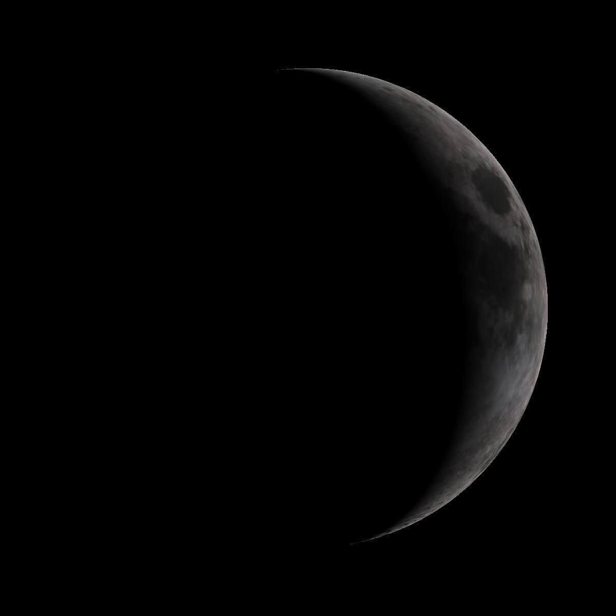 Lune du 27 mai 2020