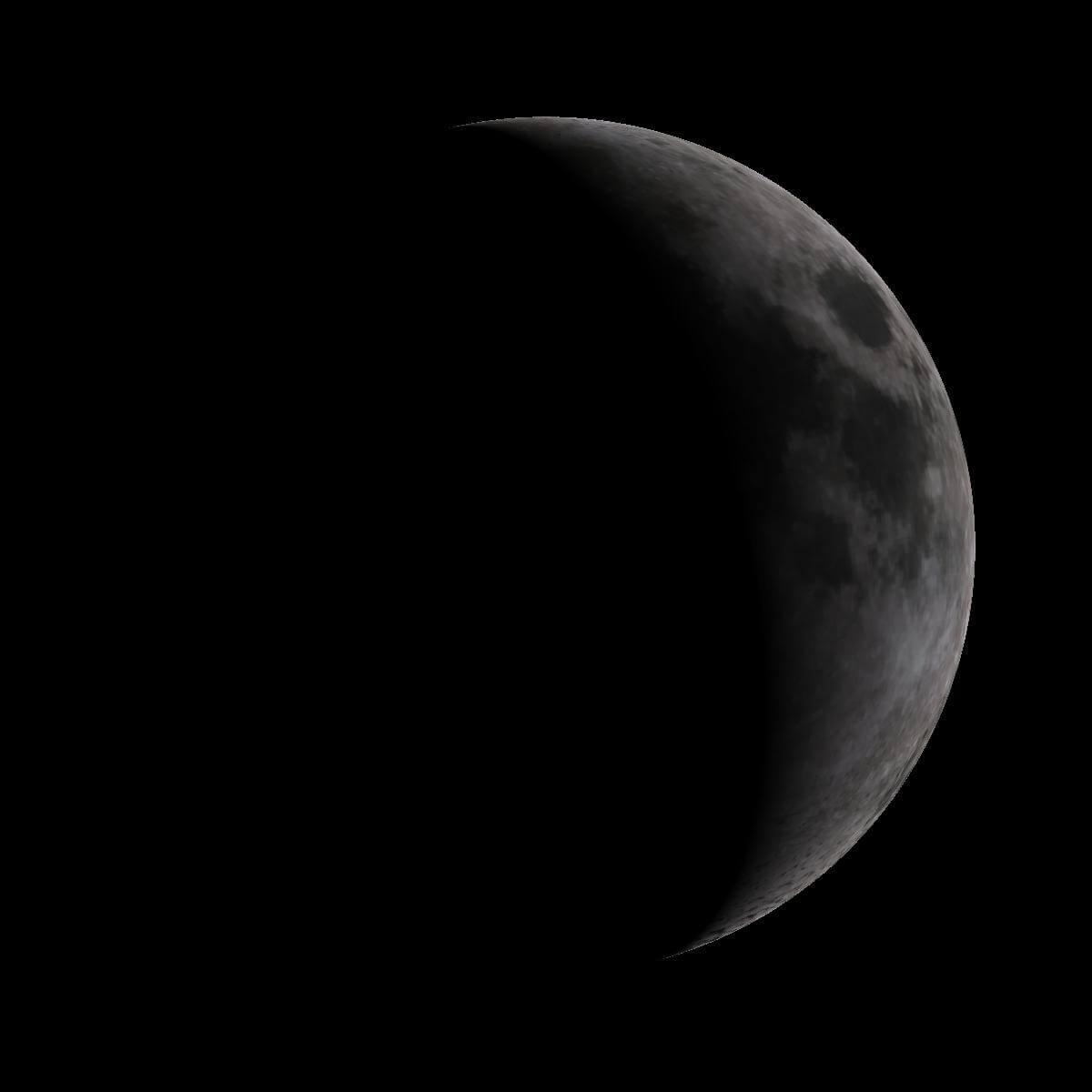 Lune du 28 mai 2020