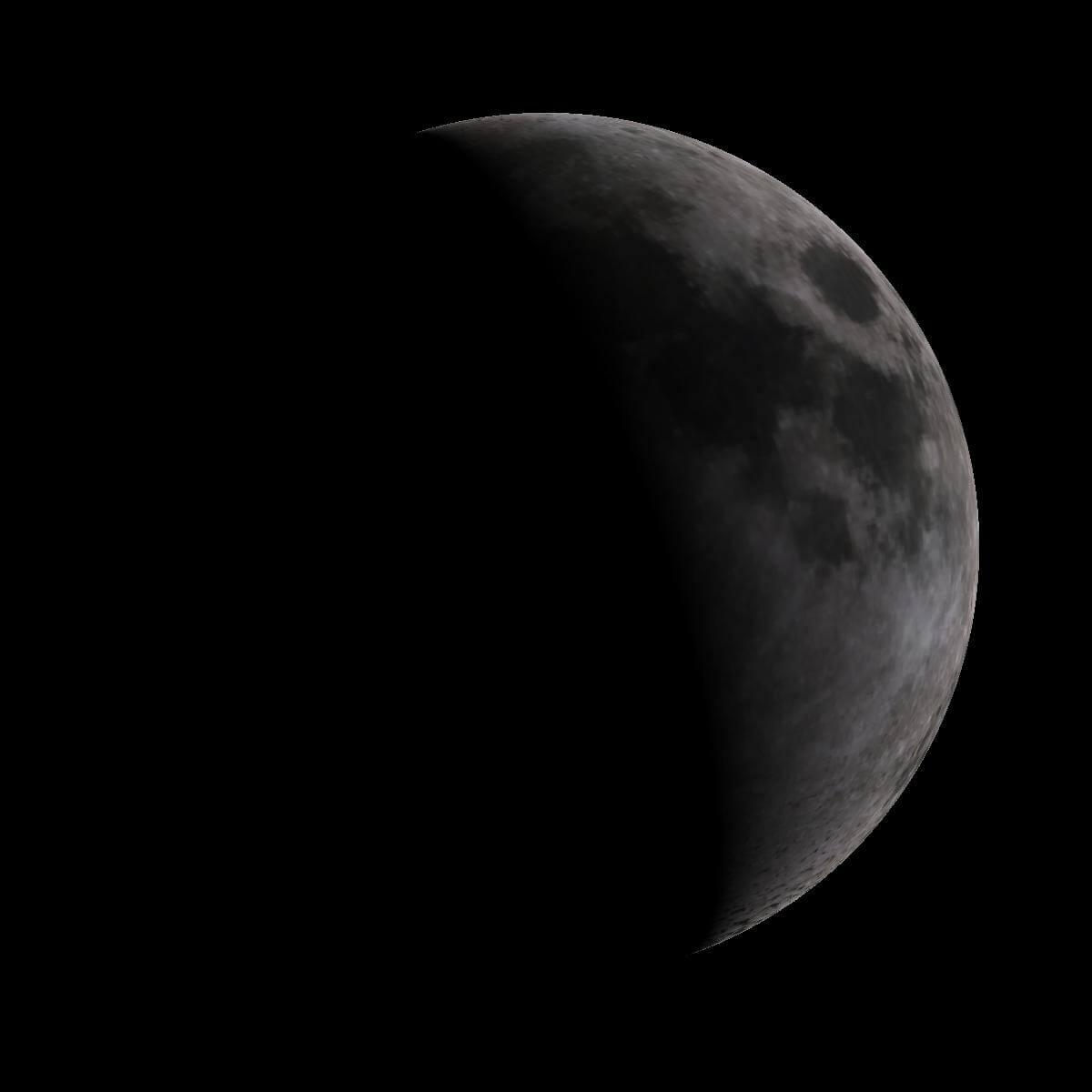 Lune du 29 mai 2020