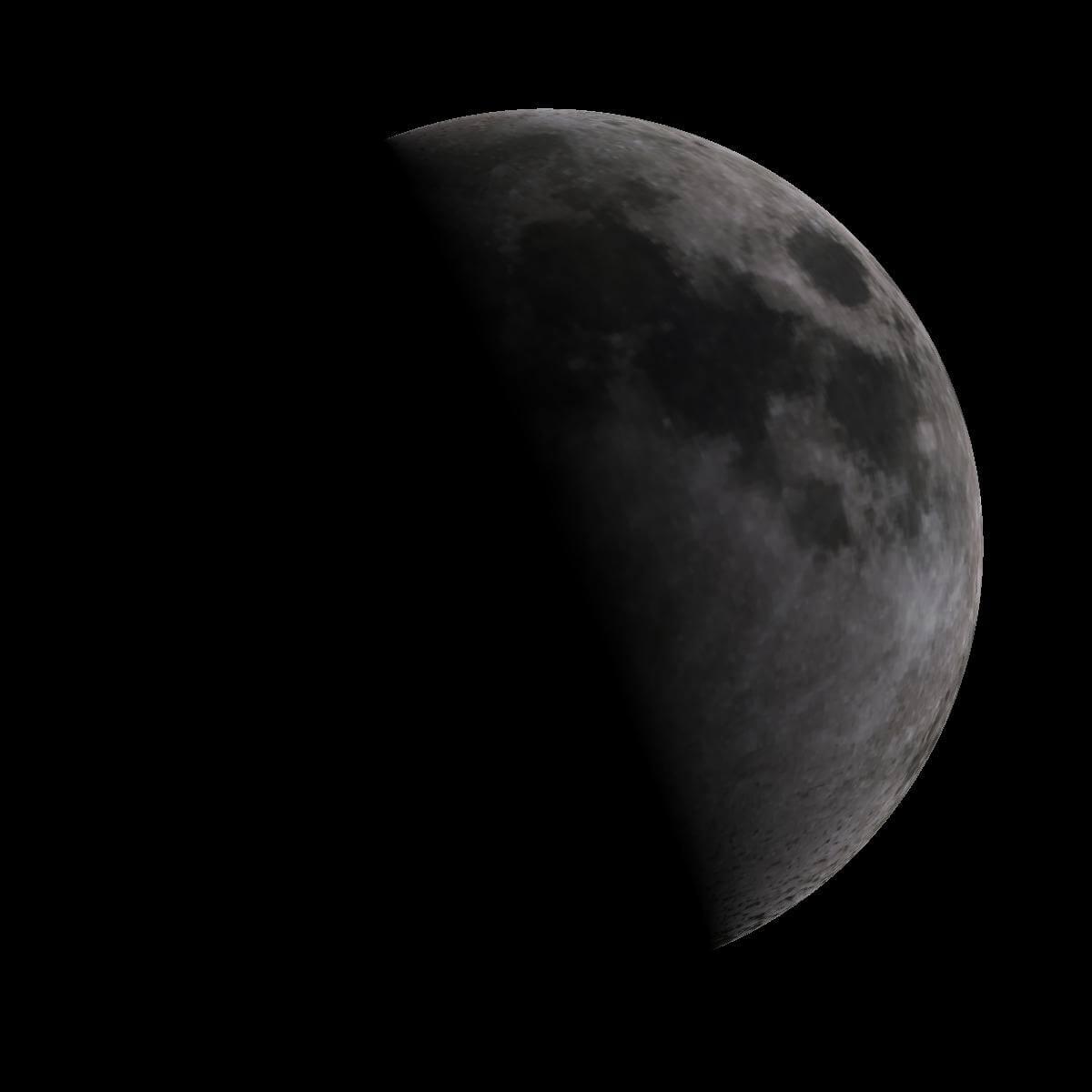 Lune du 30 mai 2020
