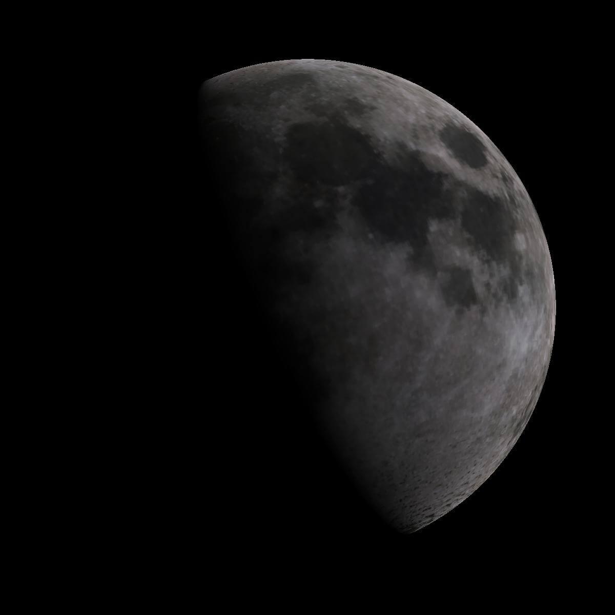 Lune du 31 mai 2020