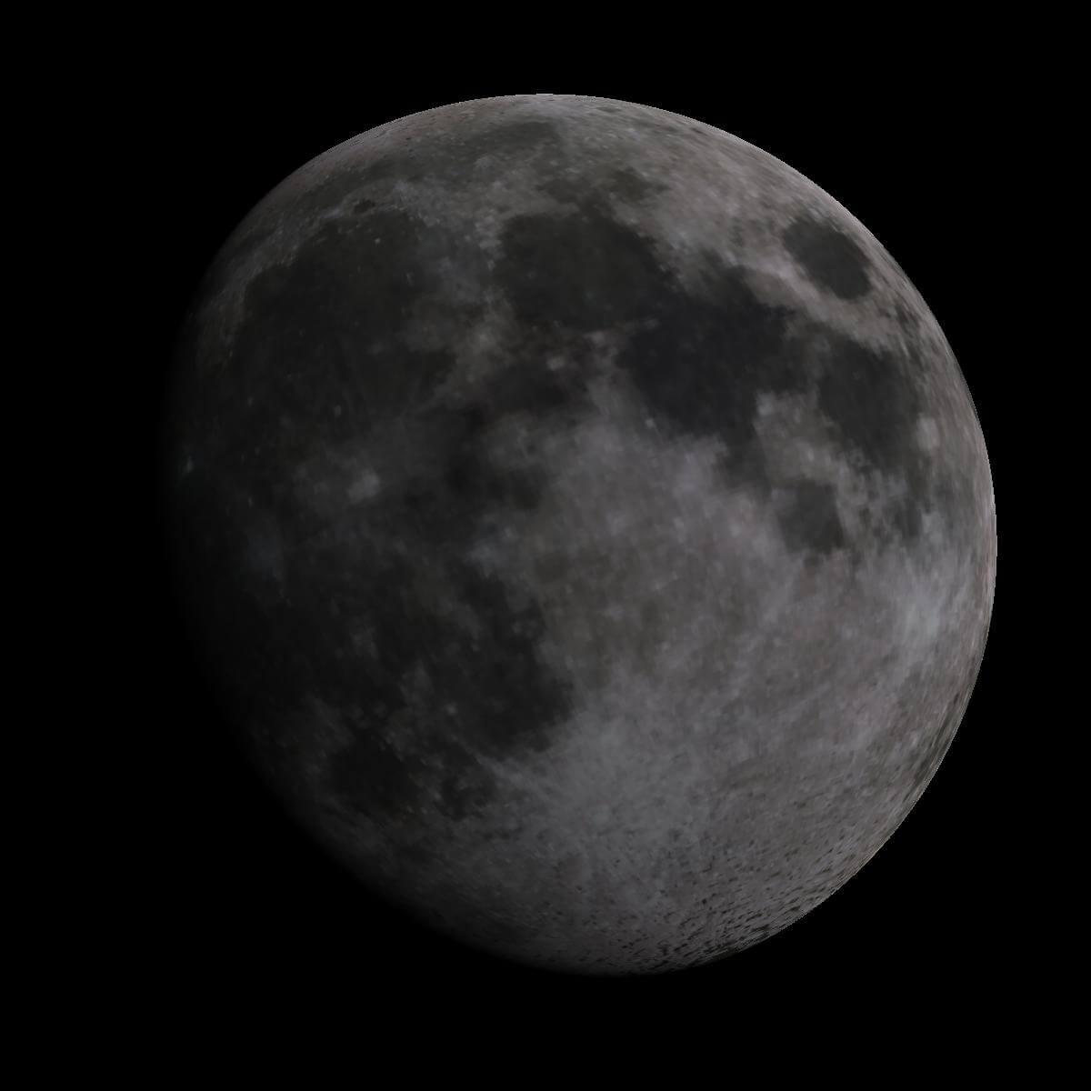 Lune du 5 mai 2020