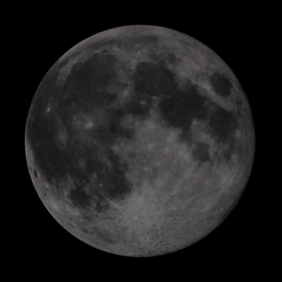 Lune du 8 mai 2020