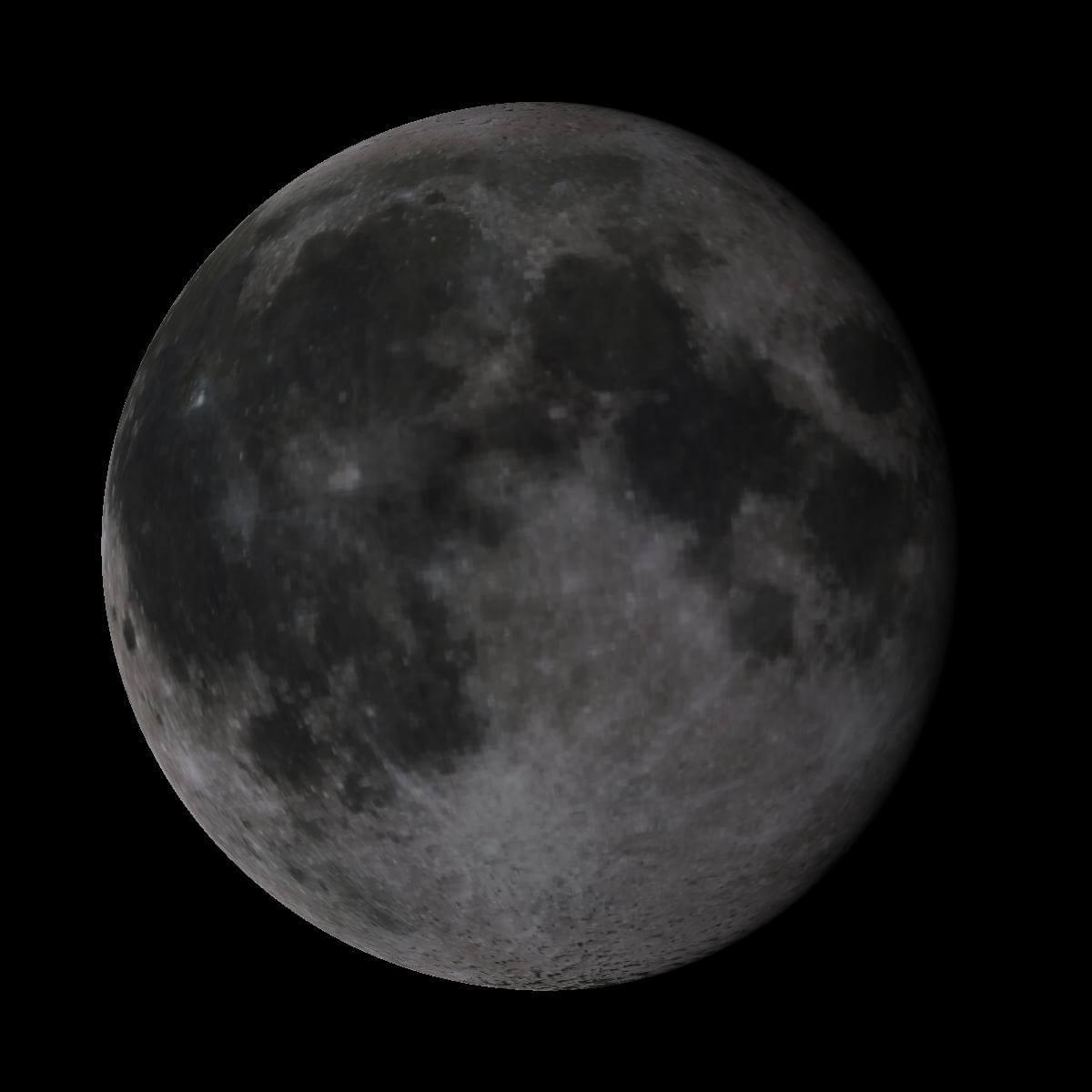 Lune du 9 mai 2020