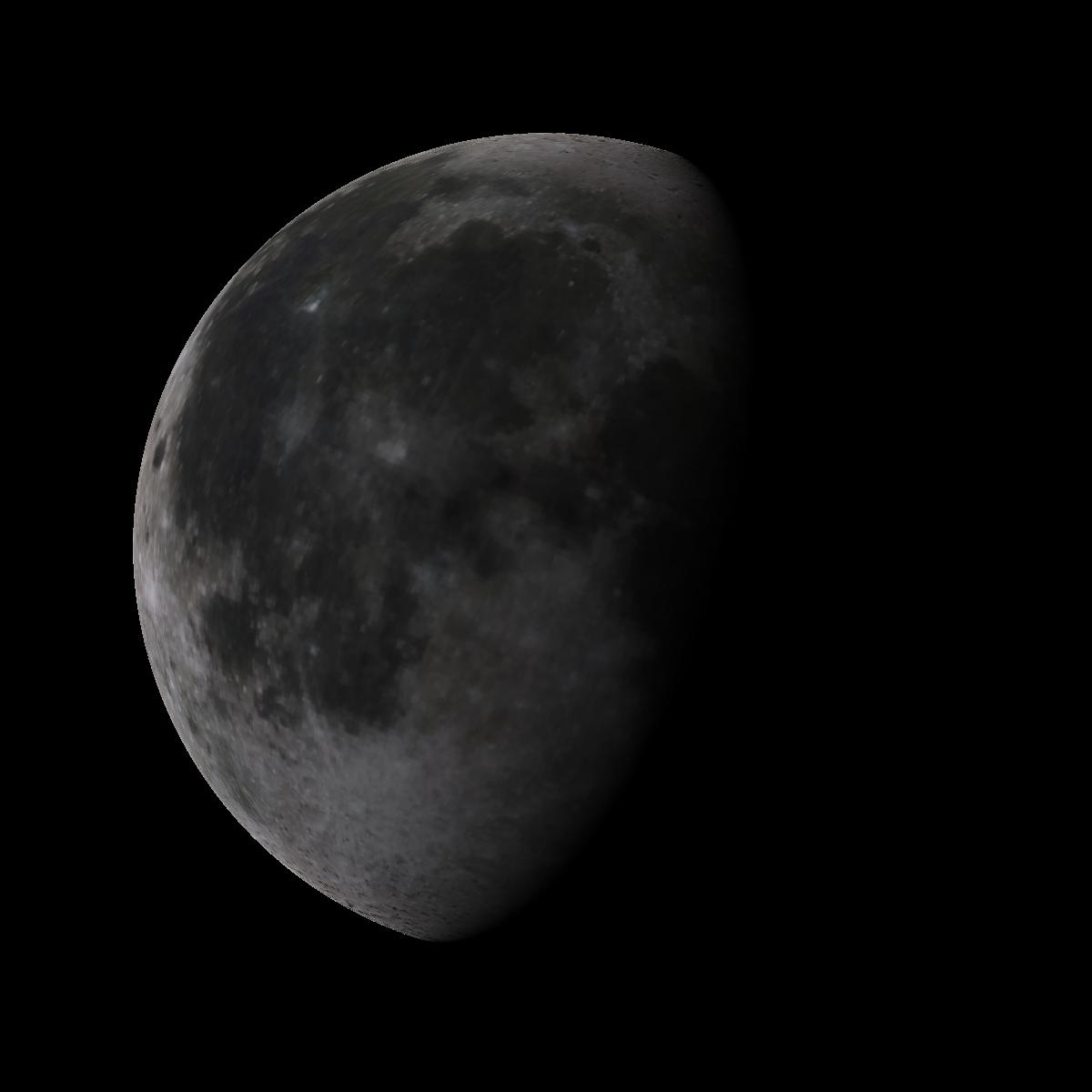 Lune du 11 juin 2020