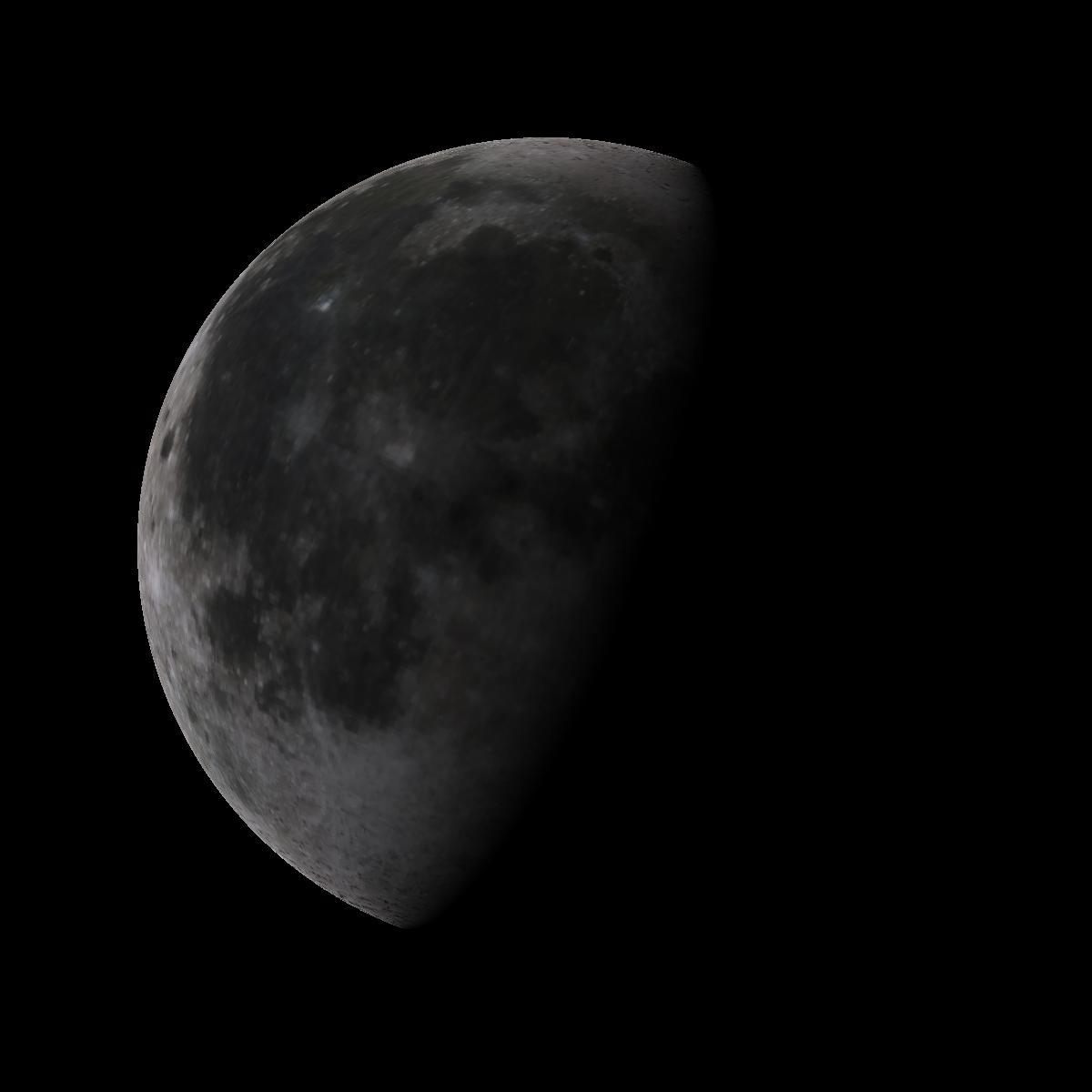 Lune du 12 juin 2020