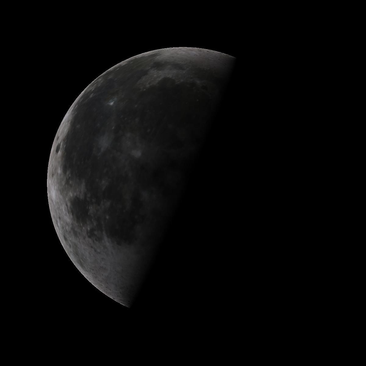 Lune du 13 juin 2020