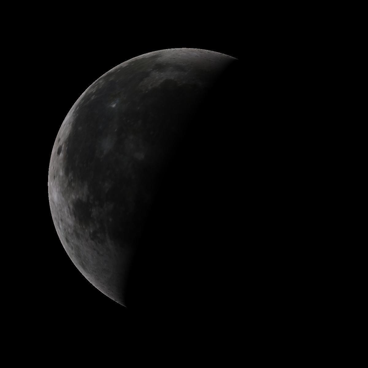 Lune du 14 juin 2020