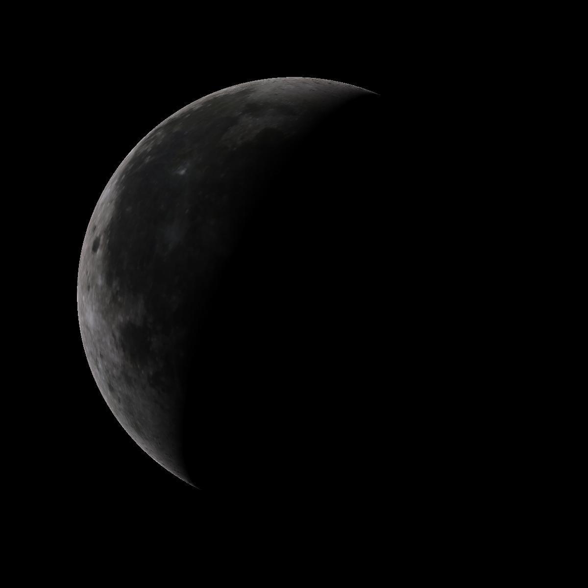 Lune du 15 juin 2020