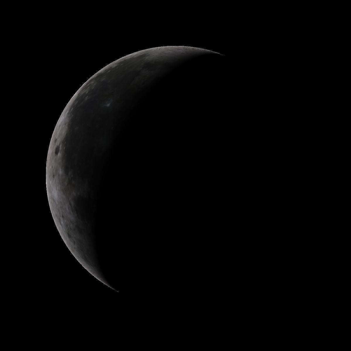 Lune du 16 juin 2020