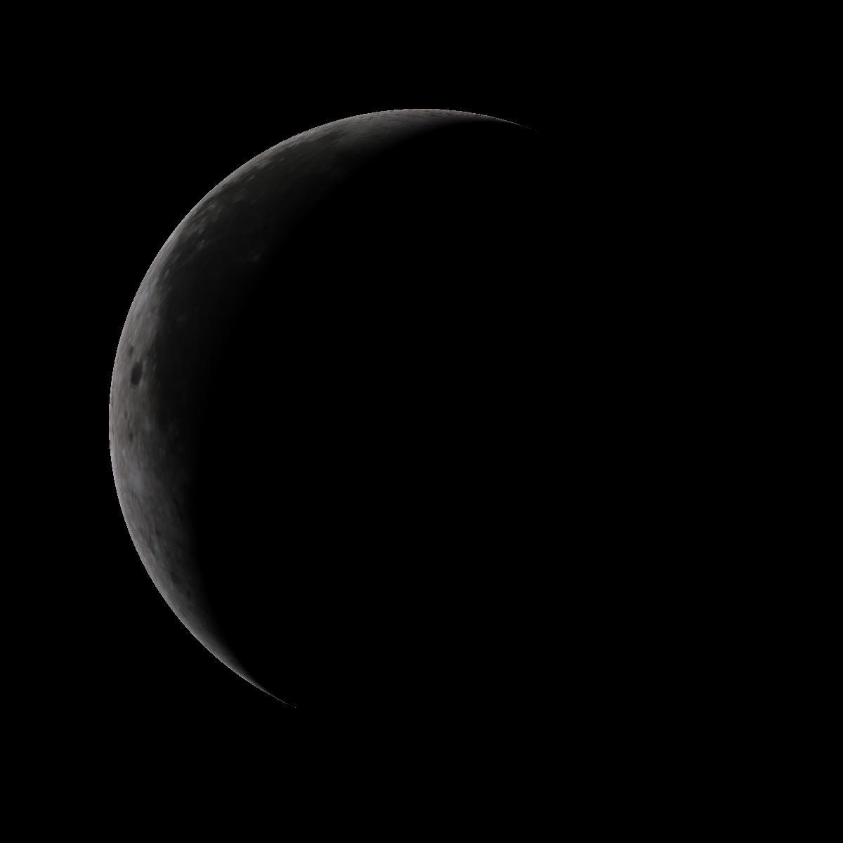 Lune du 17 juin 2020