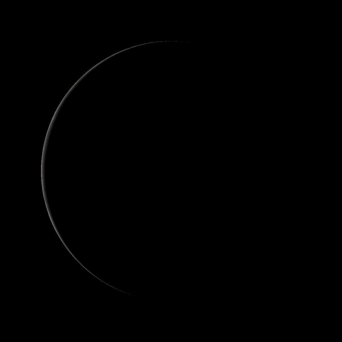 Lune du 20 juin 2020