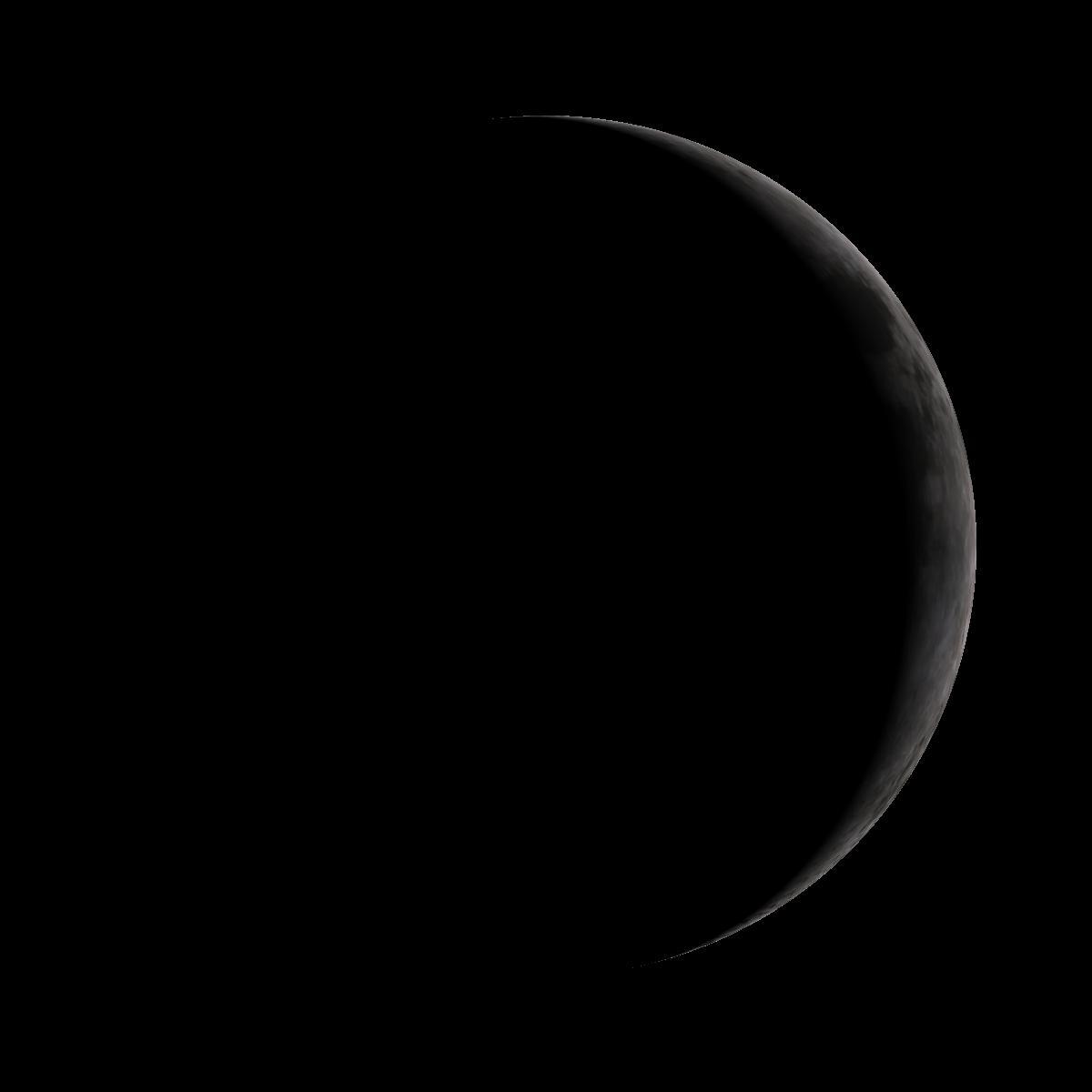 Lune du 24 juin 2020