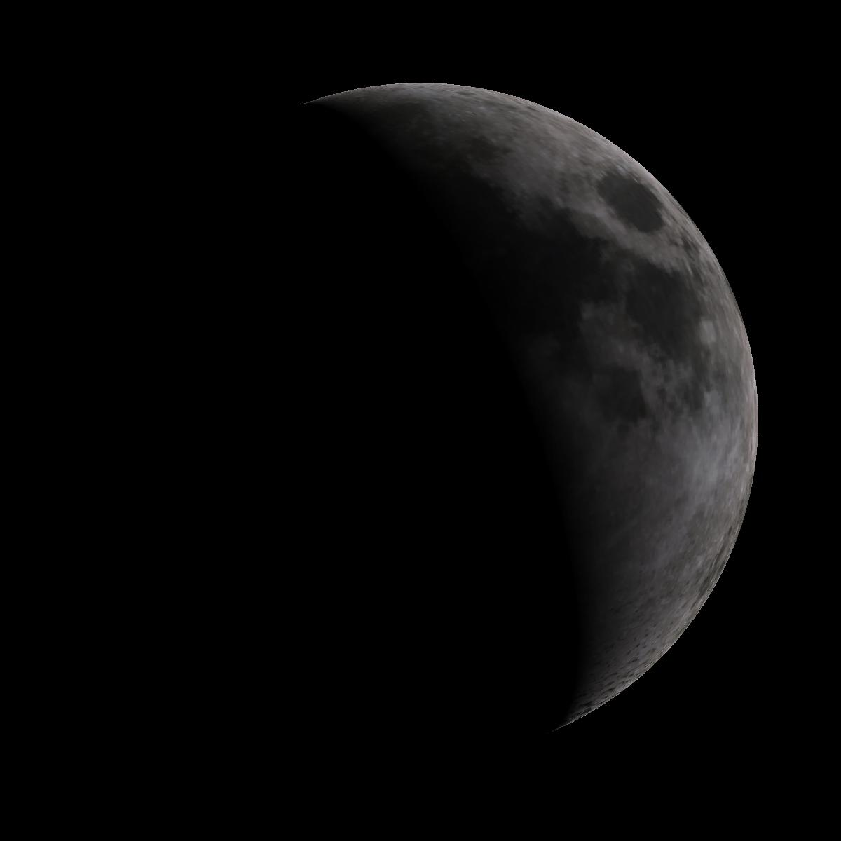 Lune du 27 juin 2020