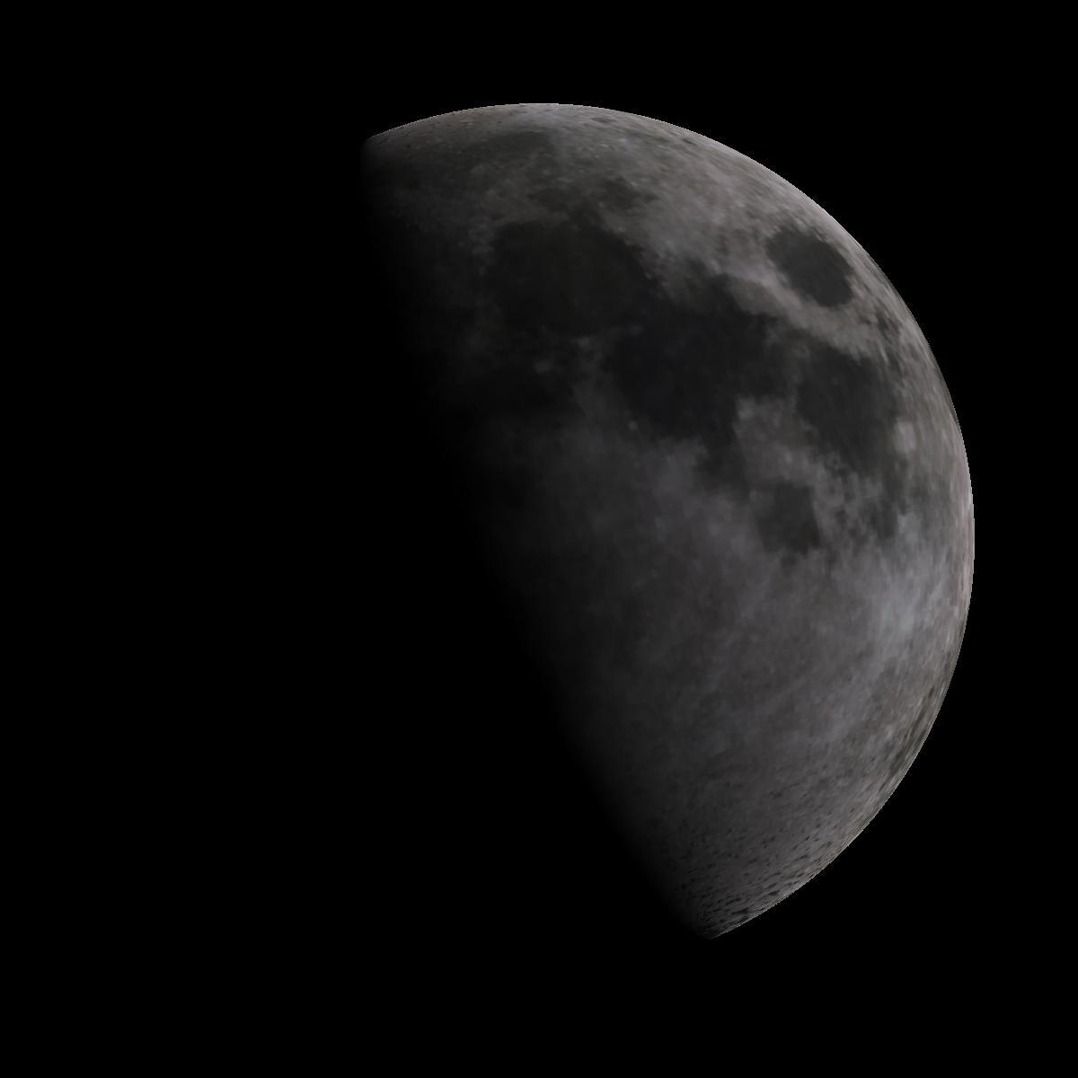 Lune du 29 juin 2020