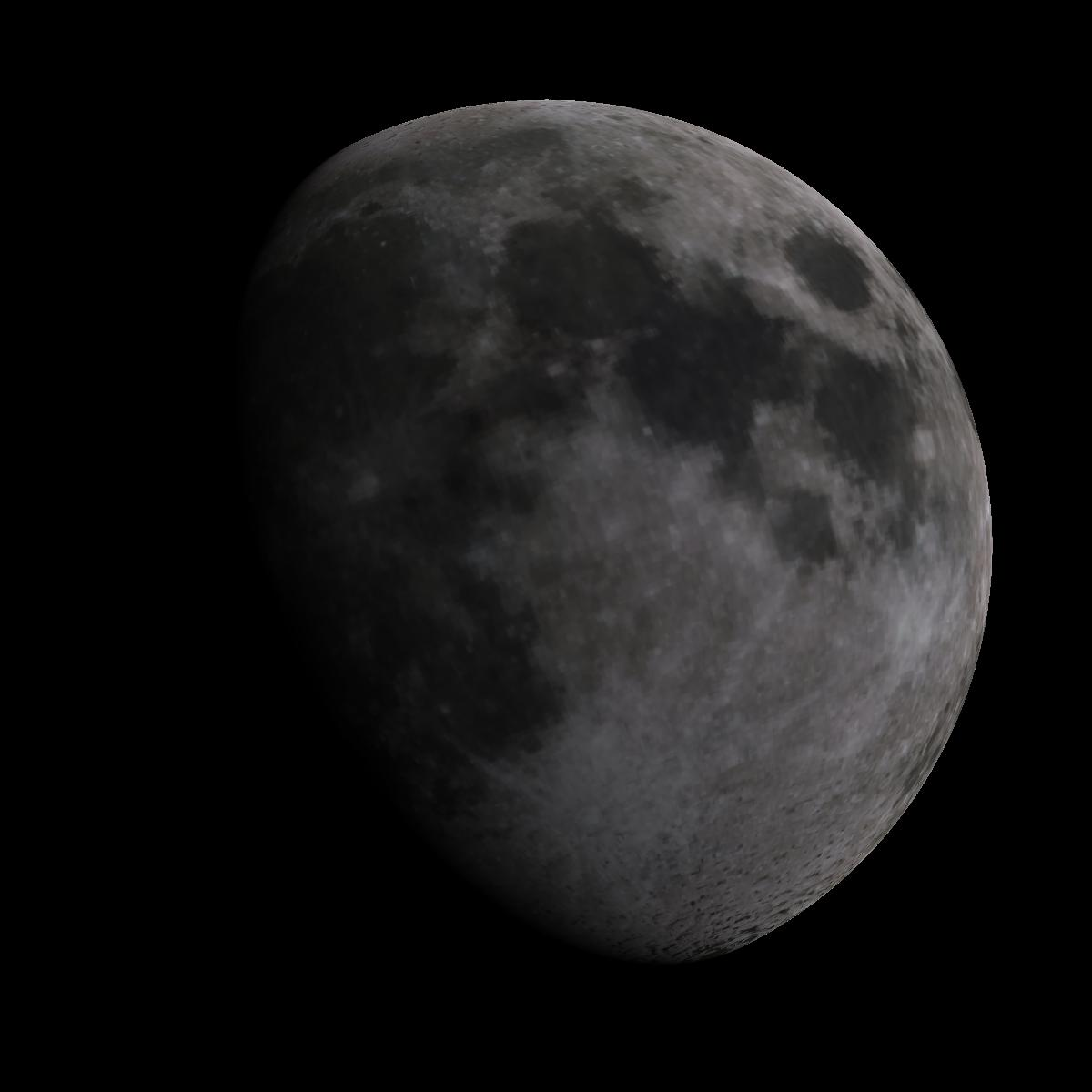 Lune du 2 juin 2020