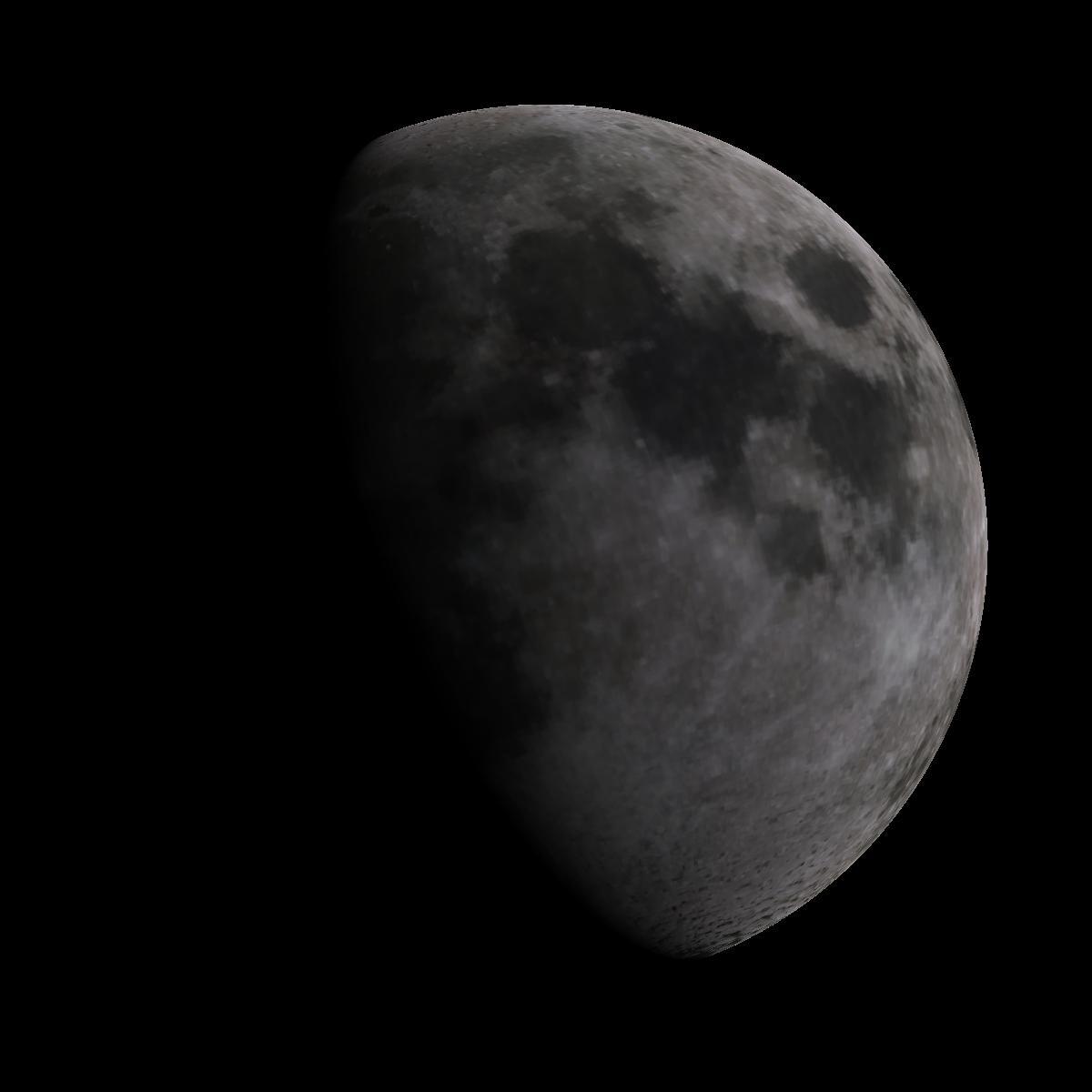 Lune du 30 juin 2020
