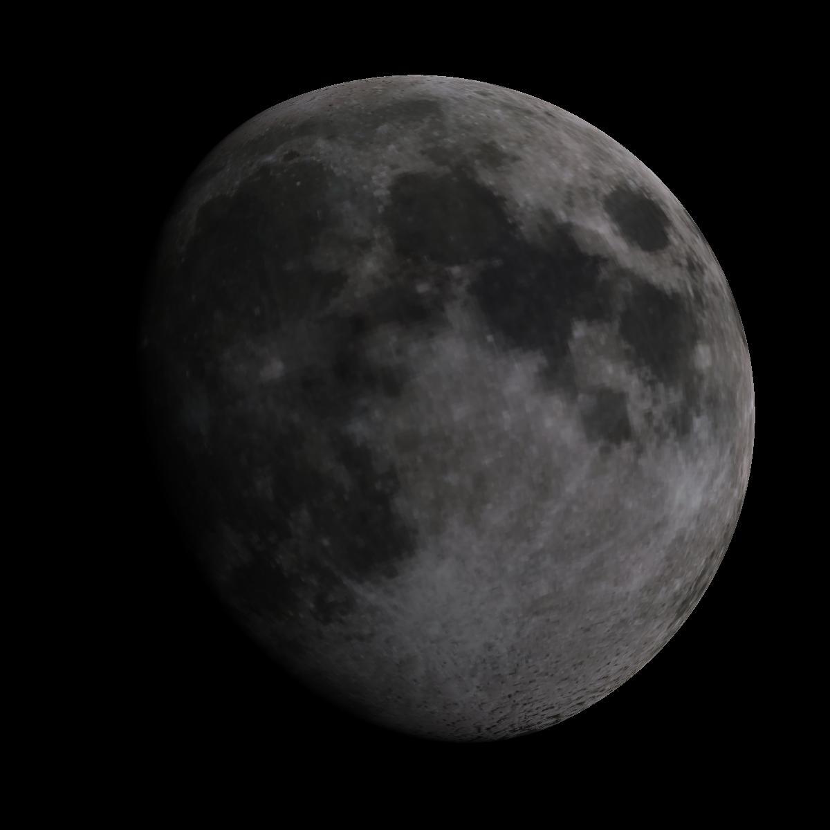 Lune du 3 juin 2020