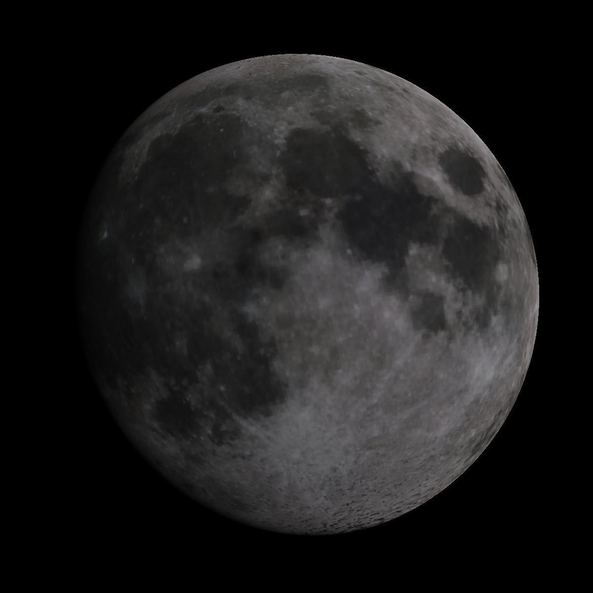 Lune du 4 juin 2020