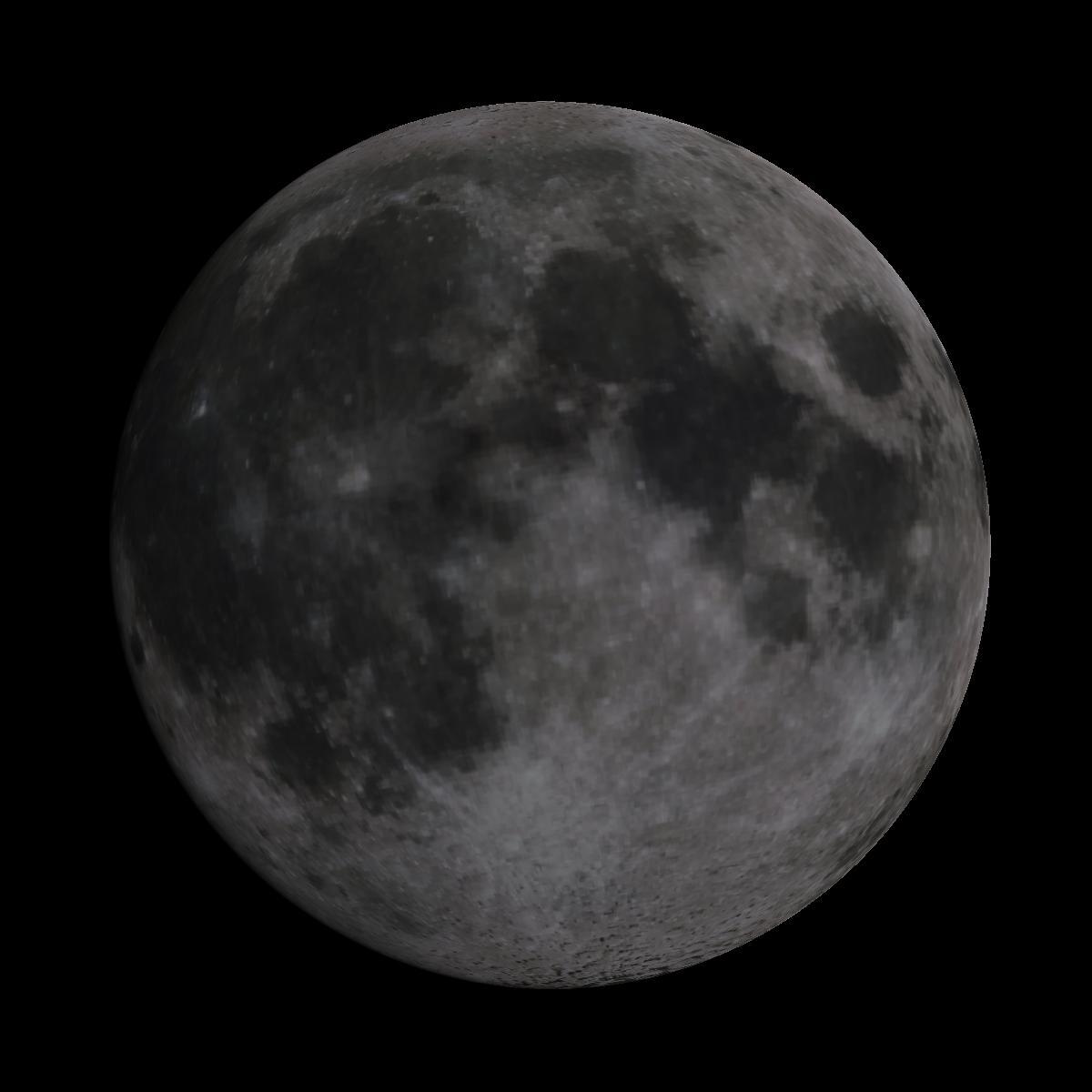 Lune du 5 juin 2020