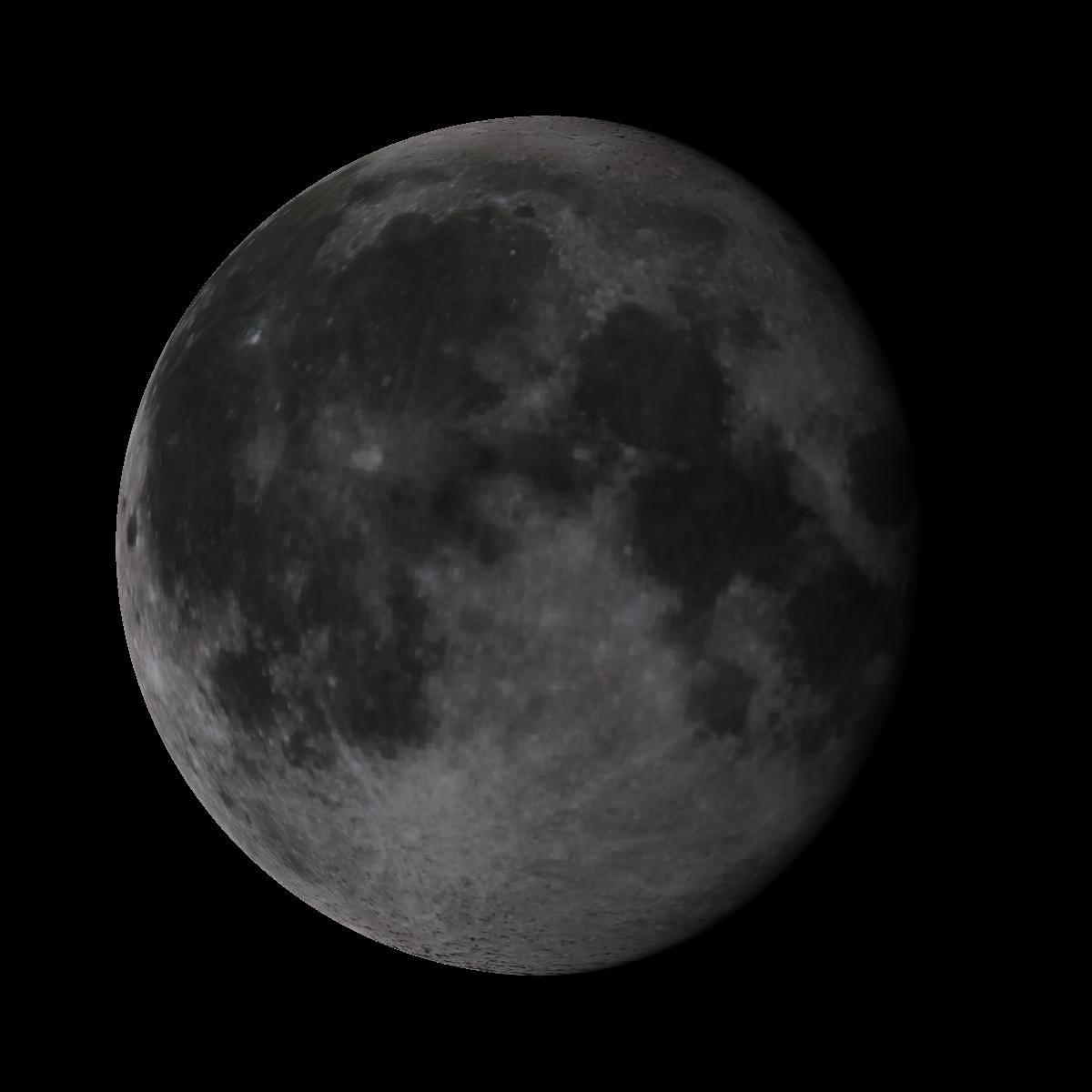 Lune du 8 juin 2020