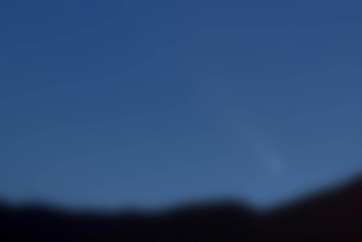 NEOWISE le 20juillet 2020 à l'aube en Tarentaise