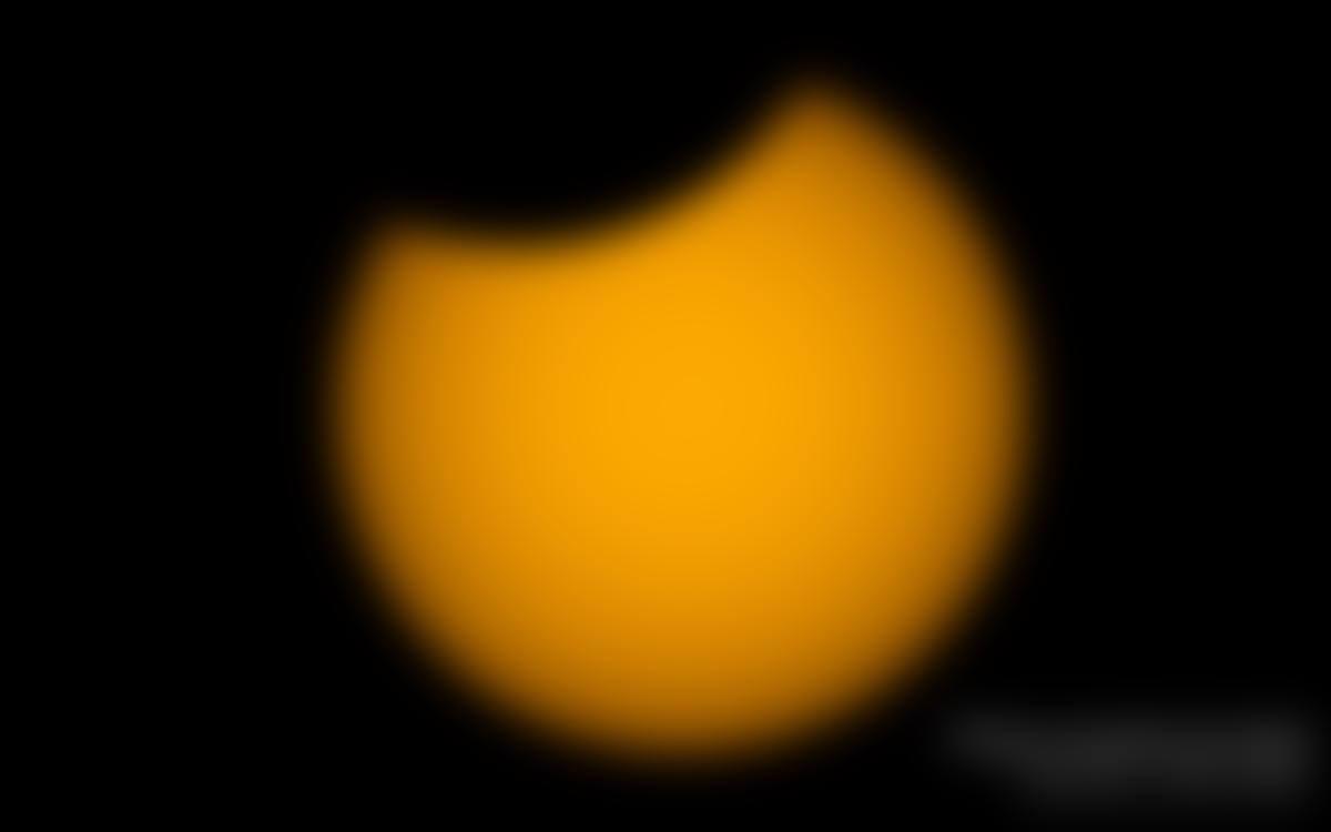 Éclipse annulaire de Soleil du 10juin 2021
