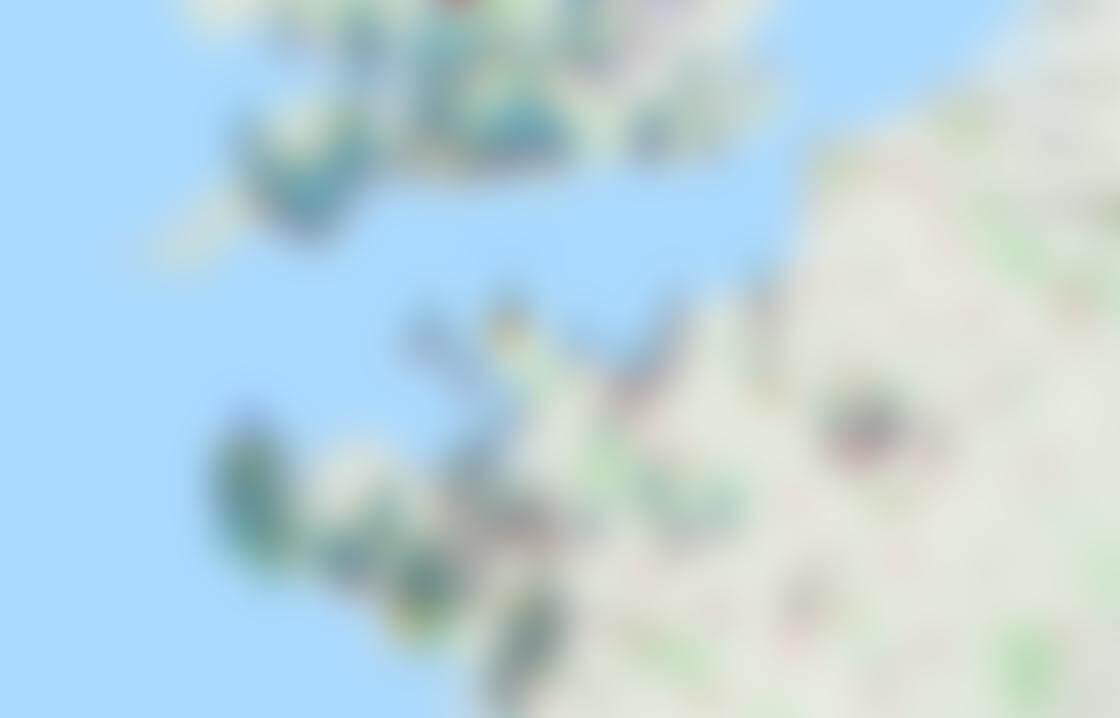 Figure1 –Carte des témoignages visuels et trajectoire calculée à partir des 600observations récoltées par le site (https://vigie-ciel.imo.net/imo_view/event/2021/5366)
